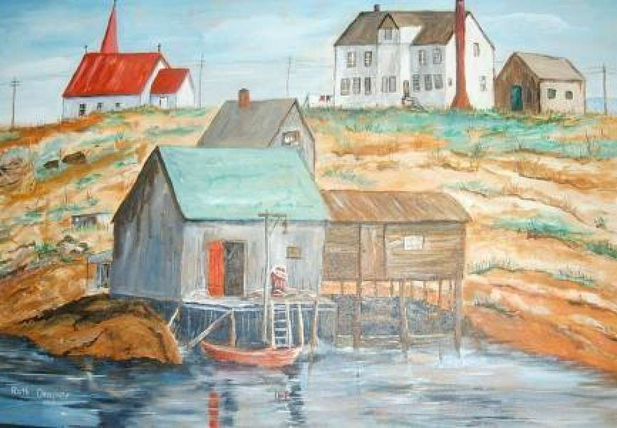 Battle Harbour NFLD